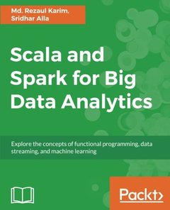 Scala and Spark for Big Data Analytics-cover