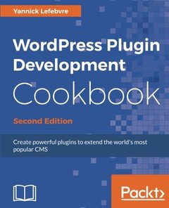 WordPress Plugin Development Cookbook - Second Edition-cover