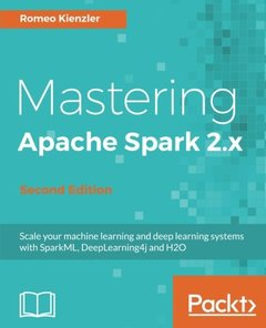 Mastering Apache Spark 2.x - Second Edition-cover
