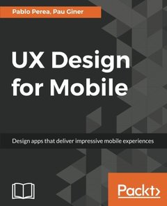 UX Design for Mobile-cover