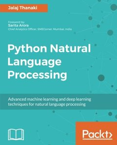 Python Natural Language Processing-cover