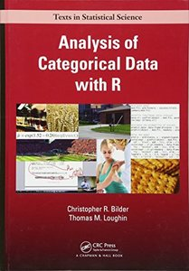 Analysis of Categorical Data with R (Hardcover)-cover