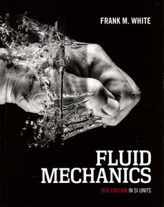 Fluid Mechanics, 8/e (In SI Units)(Paperback)-cover