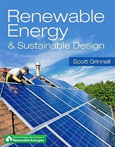 Renewable Energy and Sustainable Design (Hardcover)-cover