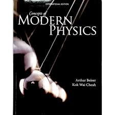 Concepts of Modern Physics (Paperback)-cover