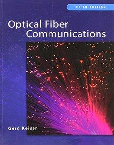 Optical Fiber Communications, 5/e (Paperback)-cover
