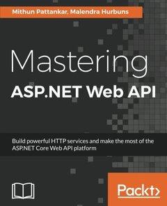 Mastering ASP.NET Web API-cover