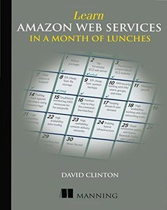 Learn Amazon Web Services in a Month of Lunches-cover