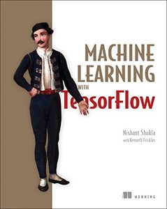 Machine Learning with TensorFlow-cover