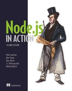 Node.js in Action, 2/e (Paperback)-cover