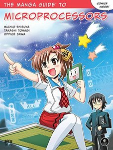 The Manga Guide to Microprocessors-cover