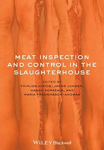 Meat Inspection and Control in the Slaughterhouse-cover