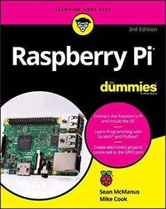 Raspberry Pi For Dummies, 3/e (Paperback)