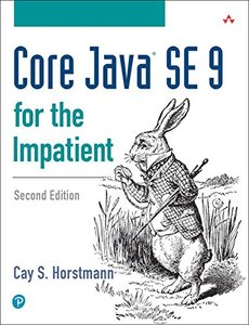 Core Java SE 9 for the Impatient (2nd Edition)-cover
