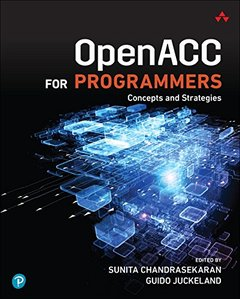 OpenACC for Programmers: Concepts and Strategies-cover
