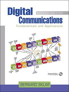 Digital Communications: Fundamentals and Applications (Paperback) (2nd Edition)(美國原版)-cover