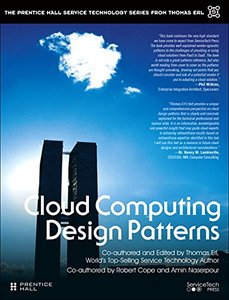 Cloud Computing Design Patterns (paperback)(Hardcover-9780133858563) 	-cover