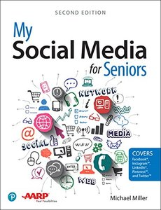 My Social Media for Seniors (2nd Edition)-cover