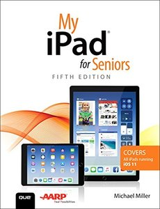 My iPad for Seniors (5th Edition)-cover