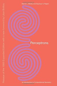 Perceptrons: An Introduction to Computational Geometry (MIT Press)-cover