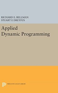 Applied Dynamic Programming (Princeton Legacy Library) (Hardcover)-cover