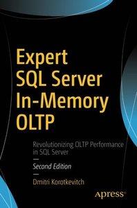 Expert SQL Server In-Memory OLTP-cover