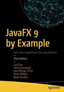 JavaFX 9 by Example-cover