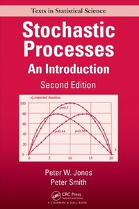 Stochastic Processes: An Introduction, 2/e-cover