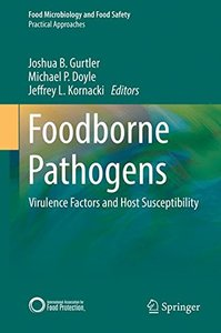 Foodborne Pathogens: Virulence Factors and Host Susceptibility-cover