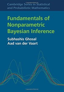 Fundamentals of Nonparametric Bayesian Inference (Hardcover)-cover