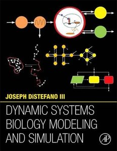 Dynamic Systems Biology Modeling and Simulation (Hardcover)-cover