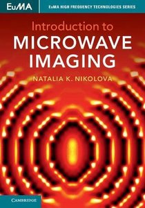 Introduction to Microwave Imaging (Hardcover)-cover