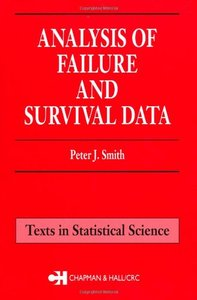 Analysis of Failure and Survival Data-cover