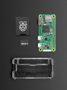 Raspberry Pi Zero W Basic 基礎套件-cover