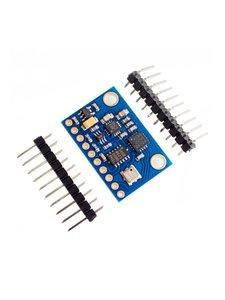 GY-801 九軸感測器(三軸陀螺儀/三軸加速度/三軸電子羅盤+大氣壓力感測)