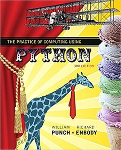 The Practice of Computing Using Python (3rd Edition)(美國原版)-cover