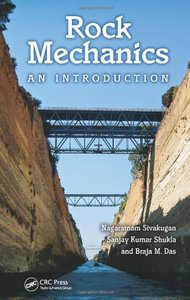 Rock Mechanics : An Introduction (Hardcover)-cover