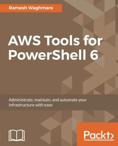 AWS Tools for PowerShell 6-cover