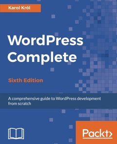 WordPress Complete  Fifth Edition-cover