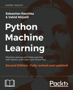 Python Machine Learning, 2/e (Paperback)-cover