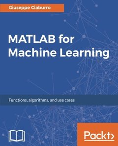 MATLAB for Machine Learning-cover