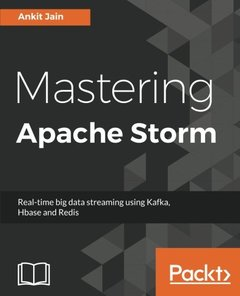 Mastering Apache Storm-cover