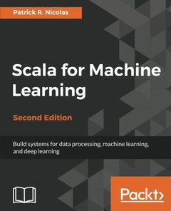 Scala for Machine Learning  Second Edition-cover