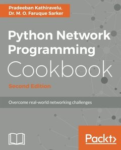 Python Network Programming Cookbook  Second Edition-cover