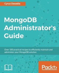 MongoDB Administrator's Guide-cover
