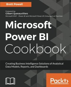 Microsoft Power BI Cookbook-cover