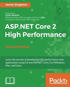ASP.NET Core 2 High Performance  Second Edition-cover
