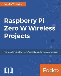 Raspberry Pi Zero W Wireless Projects-cover