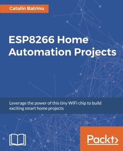 ESP8266 Home Automation Projects-cover