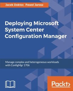 Deploying Microsoft System Center 2016 Configuration Manager-cover